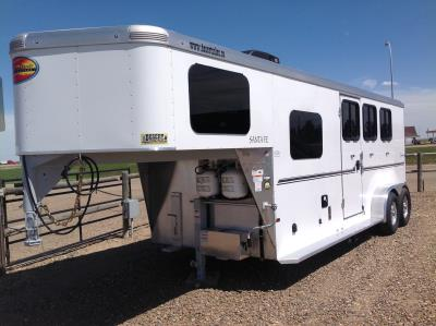 Sundowner Santa Fe 6906 - 3 Horse