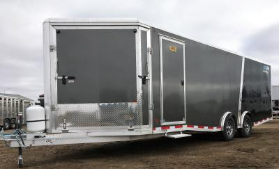 2018 ALCOM SNOPRO 8.5' X 24' Extreme Weather Series!! HEATED