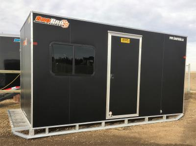 2019 Alcom SnoPro ICE SHACK