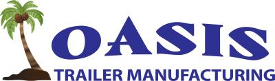 Oasis Trailer Manufacturing Logo